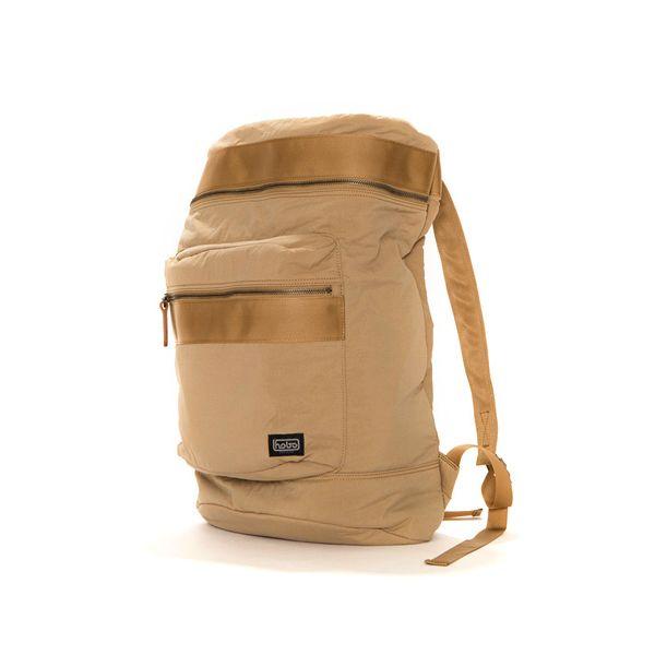 hobo - Bonded Nylon Backpack 20L