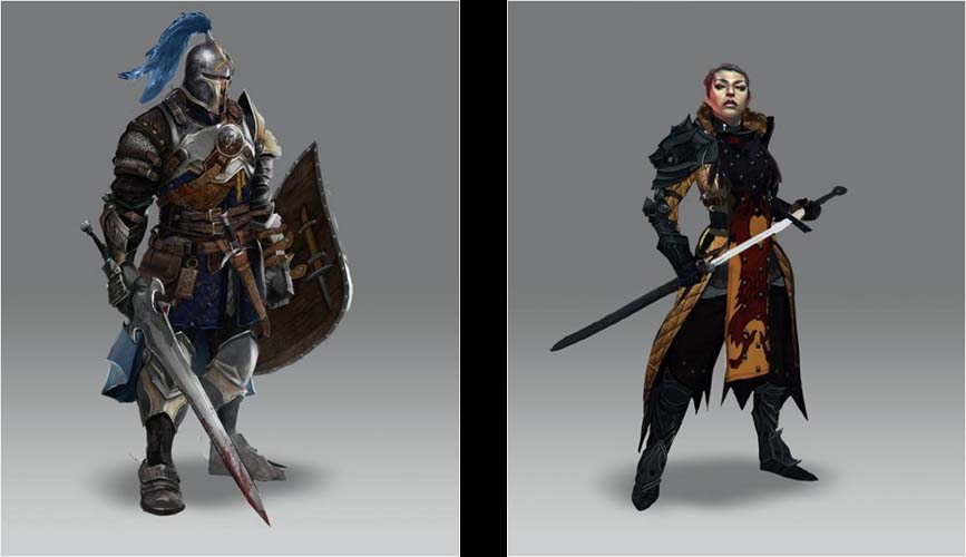 Armour Concept 3 Dragon Age Inquisition Dragon Age Dragon Age Inquisition Dragon Age 3 Nearly every weapon and armor can be upgraded by fitting it with characteristic elements. dragon age inquisition dragon age