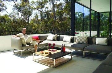 modern outdoor living melbourne. gloster outdoor furniture - modern sofas melbourne cosh living designer u