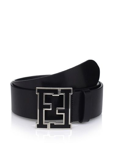 de65e193 OF65 - Fendi Men's Wide Leather Belt (Black) | ALL SEASON #OutFits