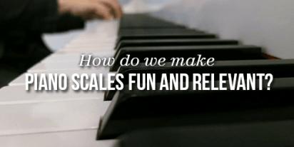 fun piano scales