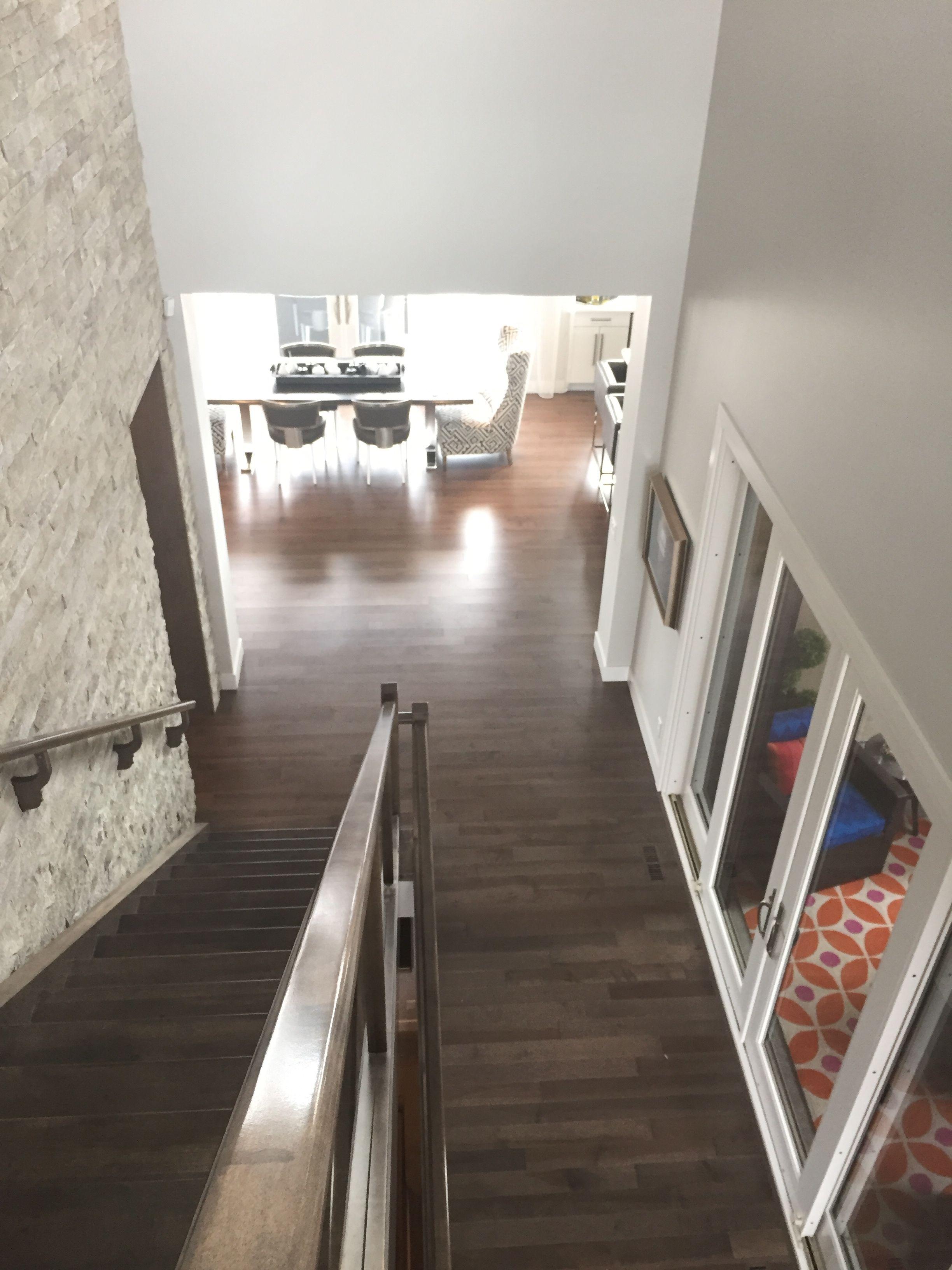 Greystone, Designer, White Oak   Lauzon Hardwood Flooring | White Oak,  Urban Loft And Grey Hardwood Floors