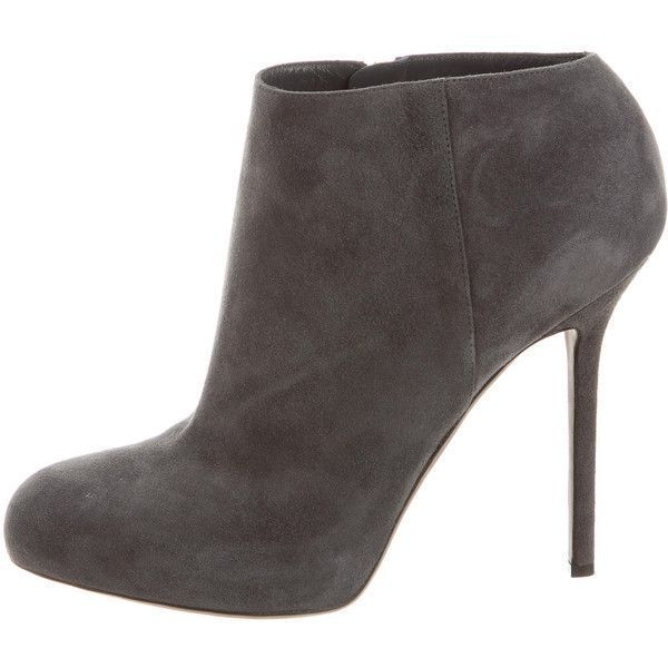 Pre-owned - Black Suede Heels Sergio Rossi High Quality Buy Online Outlet Pre Order Pictures Great Deals Cheap Price New Arrival Sale Online nEC4Xd362