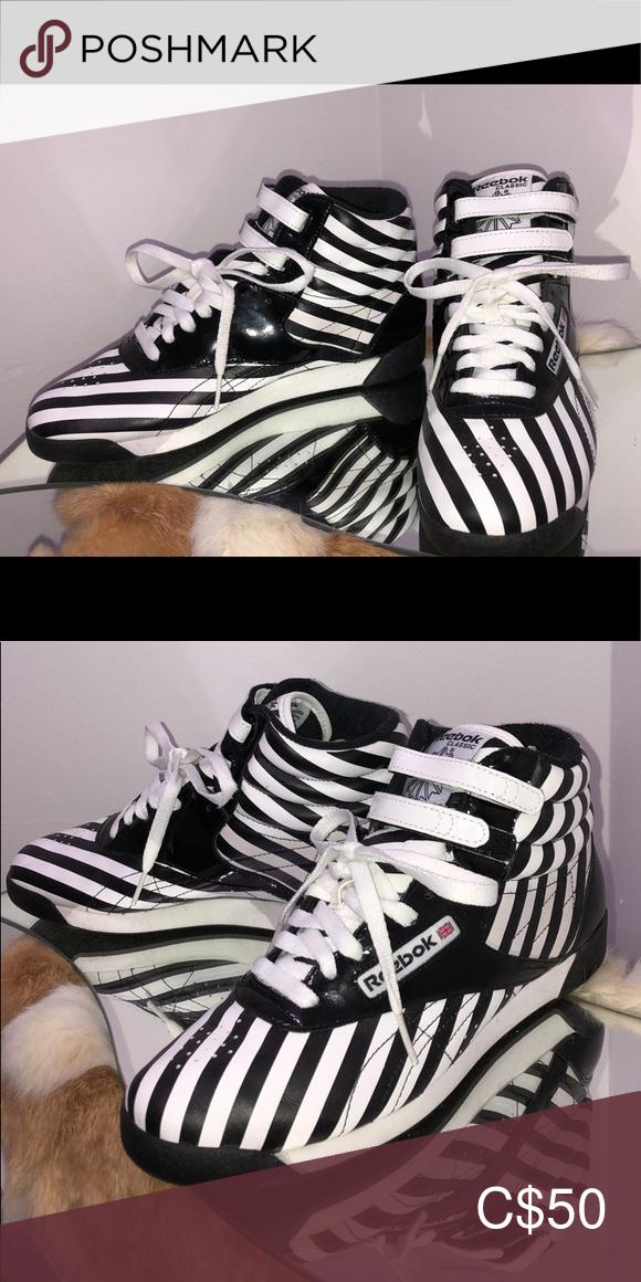 REEBOK Classic high top sneakers | High