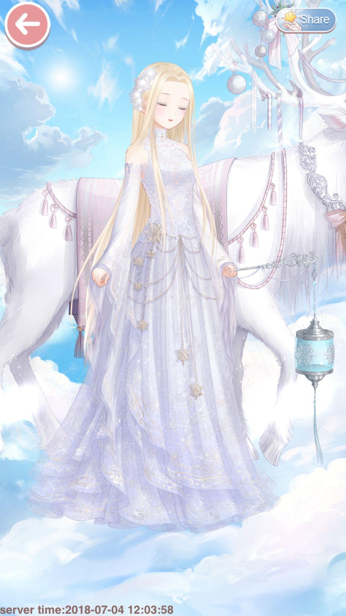 Hình ảnh trong Nikki của Amina Al Công chúa, Nghệ thuật