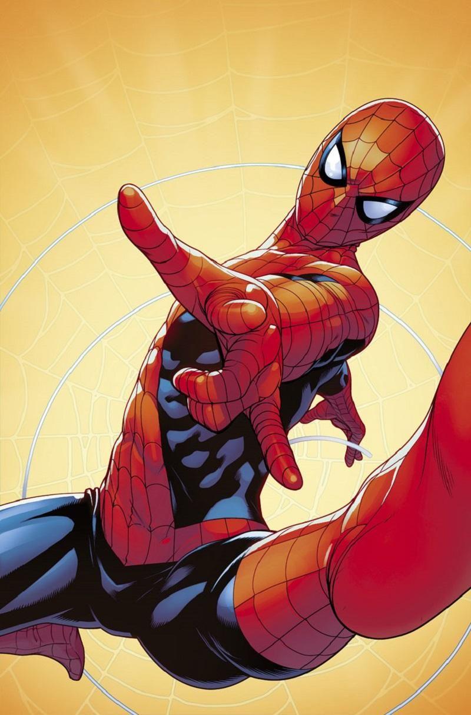 Get the First Look Inside Friendly Neighborhood SpiderMan