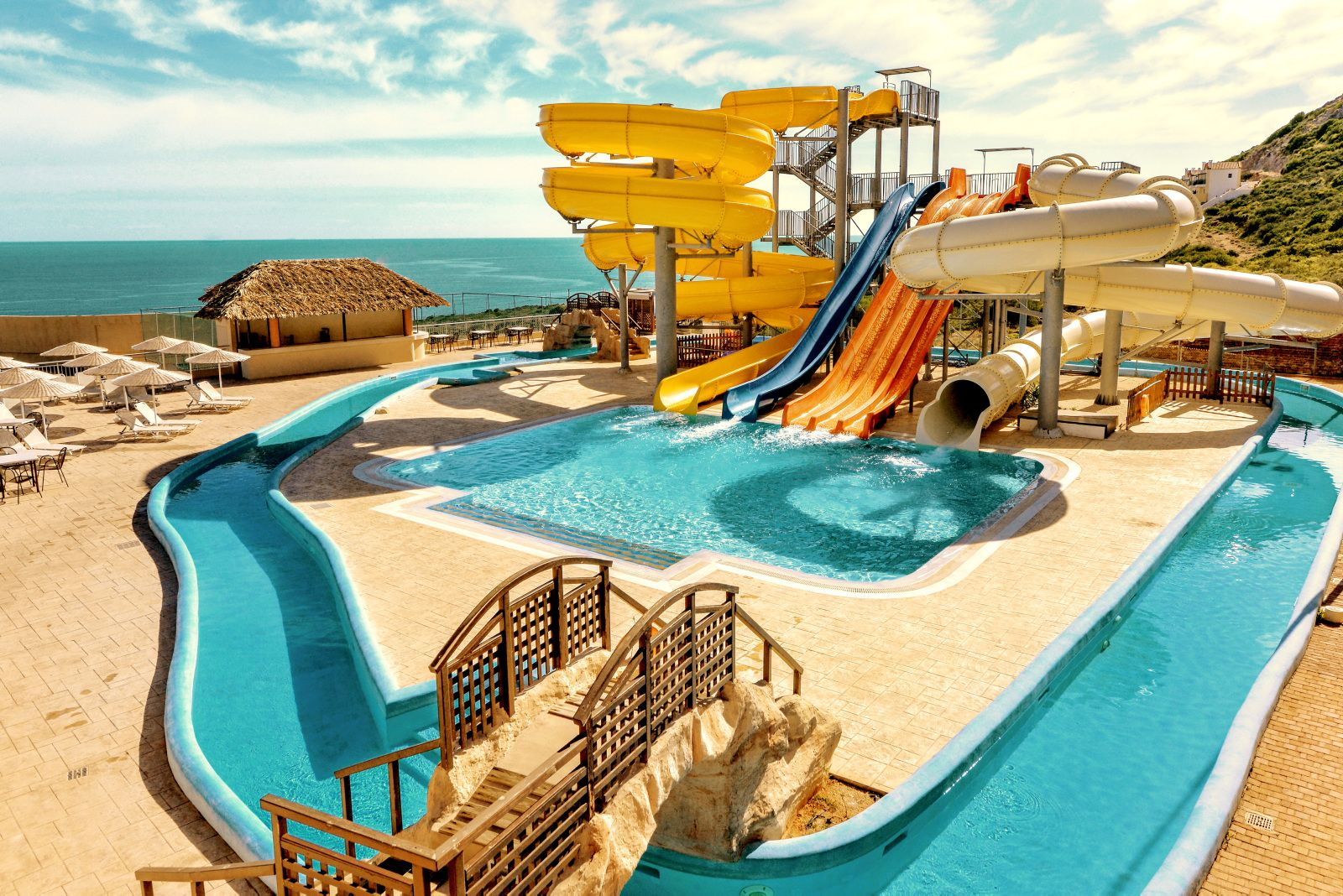 Prive Zwembad Kreta Smartline Village Resort Waterpark Griekenland Kreta