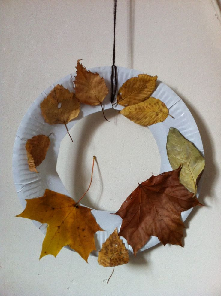 Cute Fall Wreath Craft Crafts Snacks Pinterest Wreaths & Paper Plate Toddler Crafts Choice Image - coloring pages adult