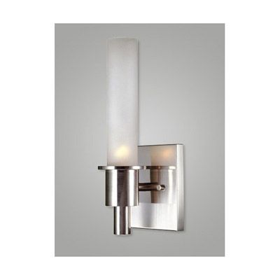 ADA Compliant Bathroom Lighting Fixture by World Imports | WI7821-02  cut down mirror and reuse surface mount 2-4 of these on mirror about half way down.  on sale 45.00each