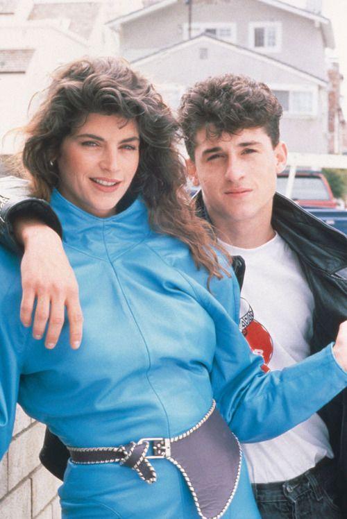 Kirstie Alley Patrick Dempsey Loverboy 1988 Icons Patrick