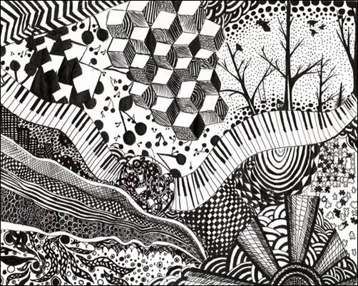 Black And White Designs Patterns Google Search