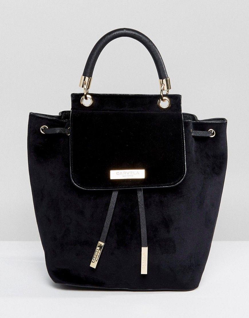 d043ea3de35a Carvela Darla Backpack Bag - Black