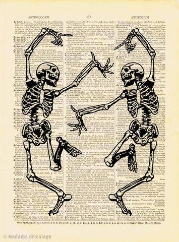Dancing Skeletons...                                                                                                                                                                                 More