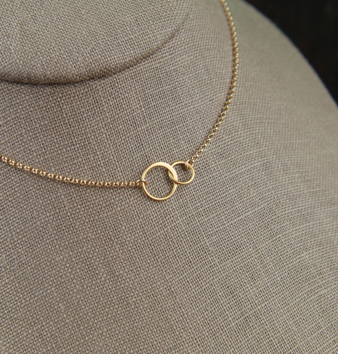il uk necklace luxe simple cubic gold fullxfull bridal zirconia listing corinne sparkly zoom