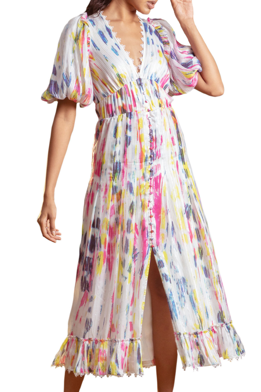 Jorah Long Dress By Hemant Nandita For 65 75 Rent The Runway Hemant And Nandita Long Dress Dresses