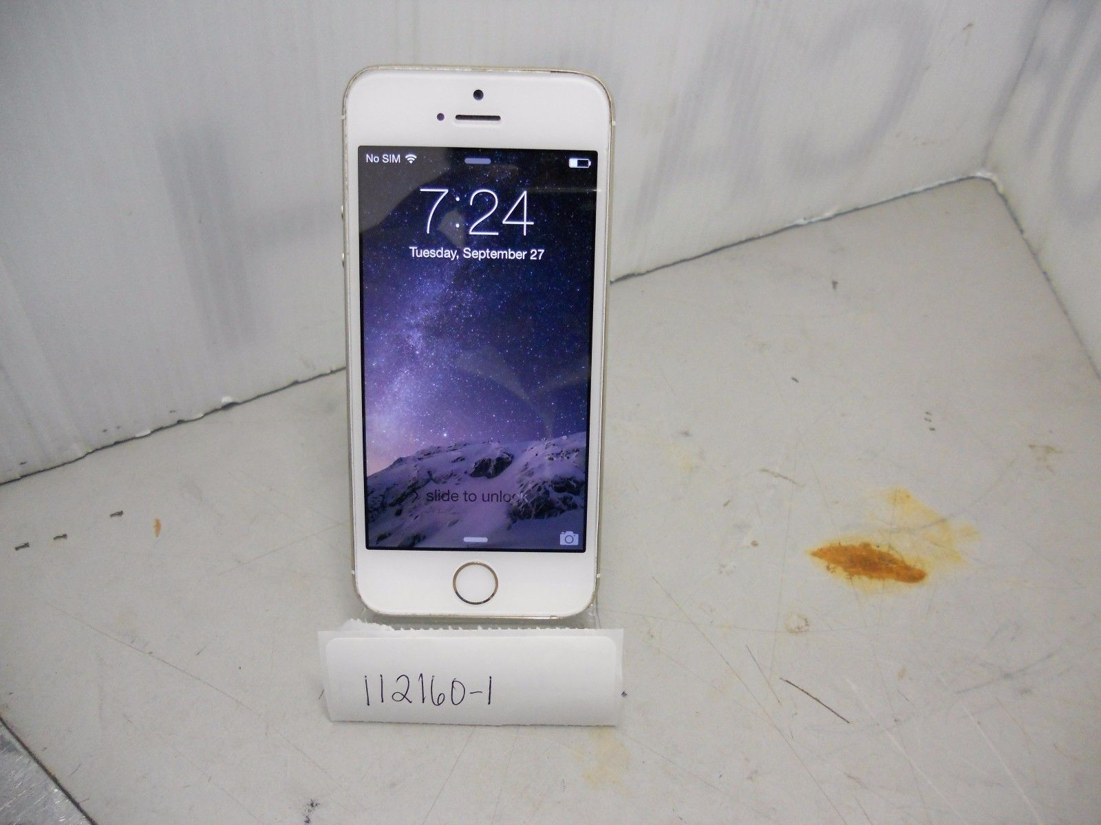 Used iPhone 5s - 16GB - White/Gold (AT&T) ME434E/A Clean ESN https://t.co/JGfVmJB977 https://t.co/WKt4BFhKIg