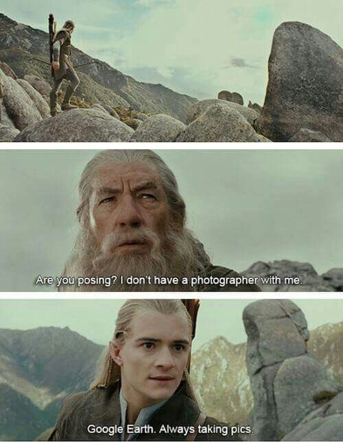 Cast Commentary Lord Of The Rings