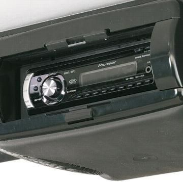 Honda Big Red Overhead Roof Mount Pioneer Stereo Kit Stereo Console Stereo Mobile Audio