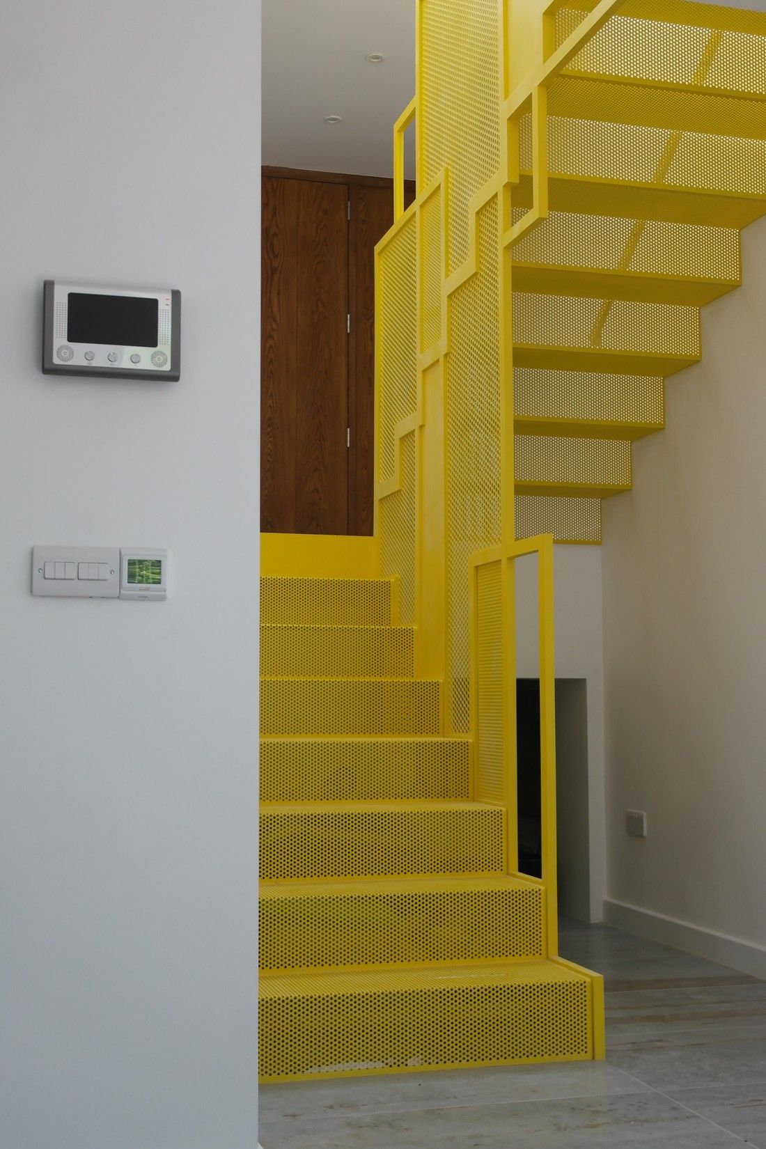 Bespoke Perftec staircase as seen on #GrandDesigns | Perforated ...