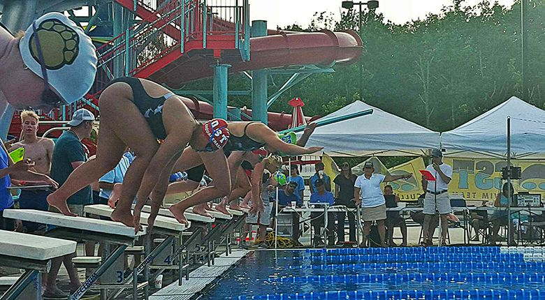 Tritons Prove They Are Gods Of The Pool Against Much Larger Decatur Swim Team Decatur Swimming