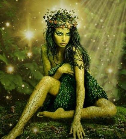 Ninfas seres mitologicos | seres mitologicos | Nymph ...