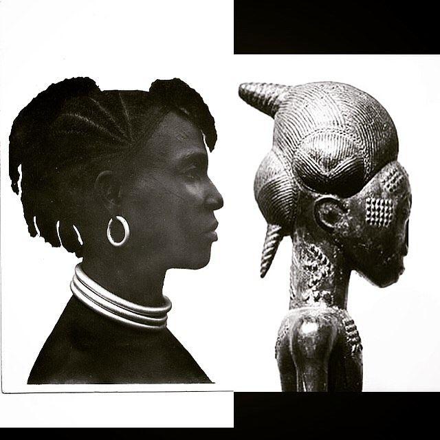 "Armand Auxietre on Instagram: ""#artprimitif #artpremier #africanart #baoulestatue #artfair #saintgermaindespres #contemporaryart #classicafricanart #amazing #instago…"""