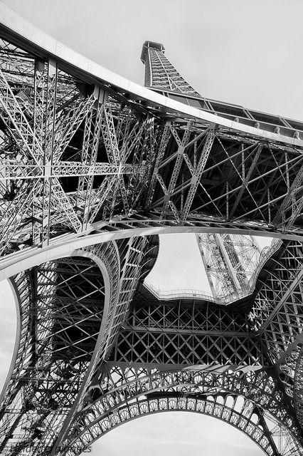 Eiffeltoren by day by Helder(e) plaatjes