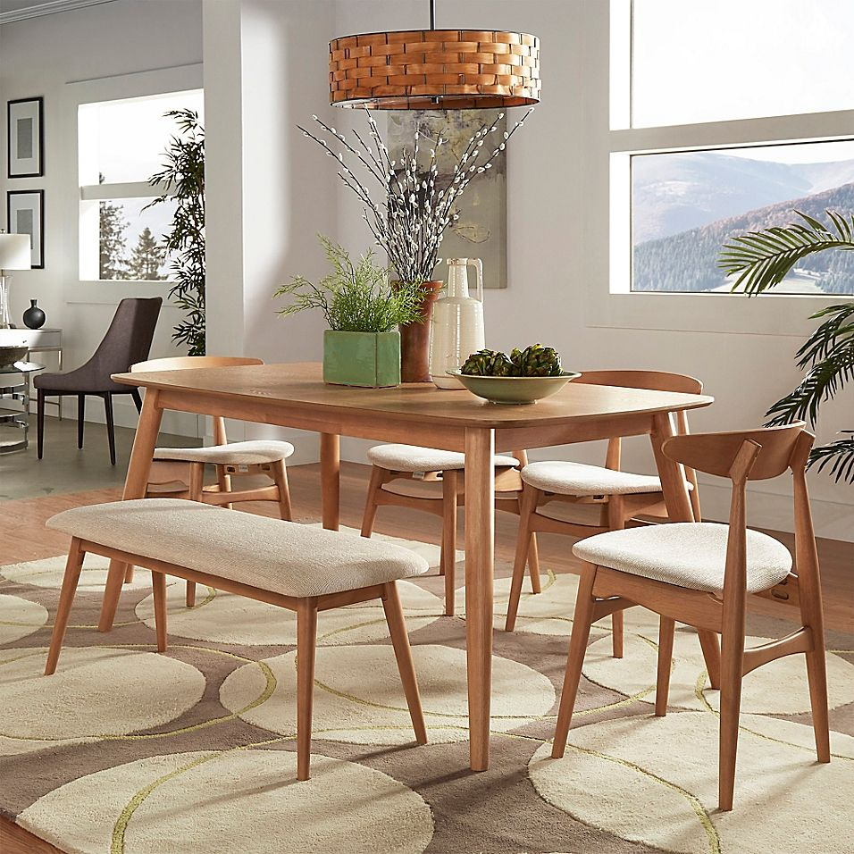 Inspire Q Dining Furniture Sets Dining Room Sets 7 Piece