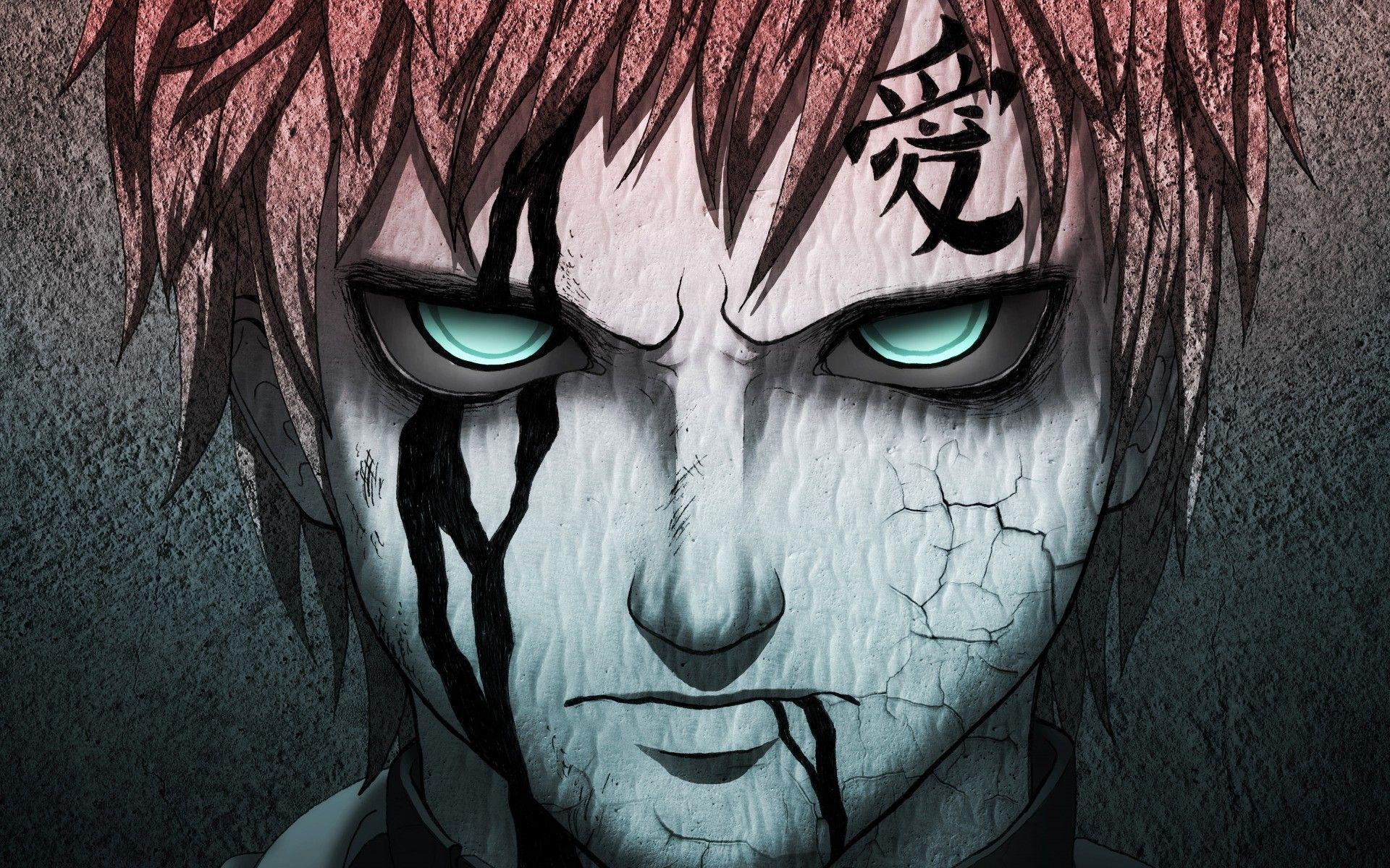 Dark Anime Boy original anime dark boy face eyes