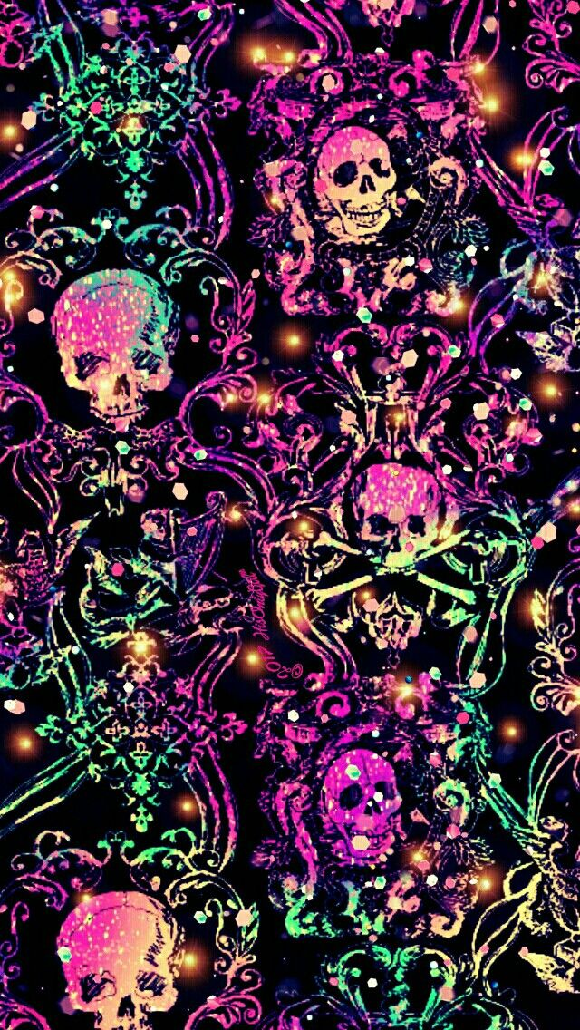 Pin by RedFoXx Panzer on Wallpapers Skull wallpaper