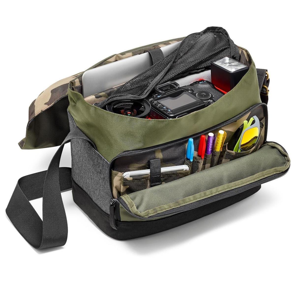 61786c25e3 Manfrotto Street Large Messenger Bag for DSLR CSC Cameras