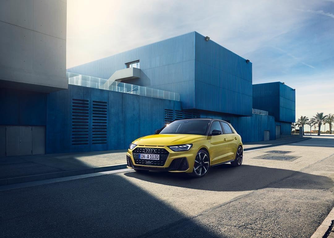 La citadine reconnectée. Découvrez la Nouvelle Audi A1 Sportback.  #Audi #A1 #urbancar