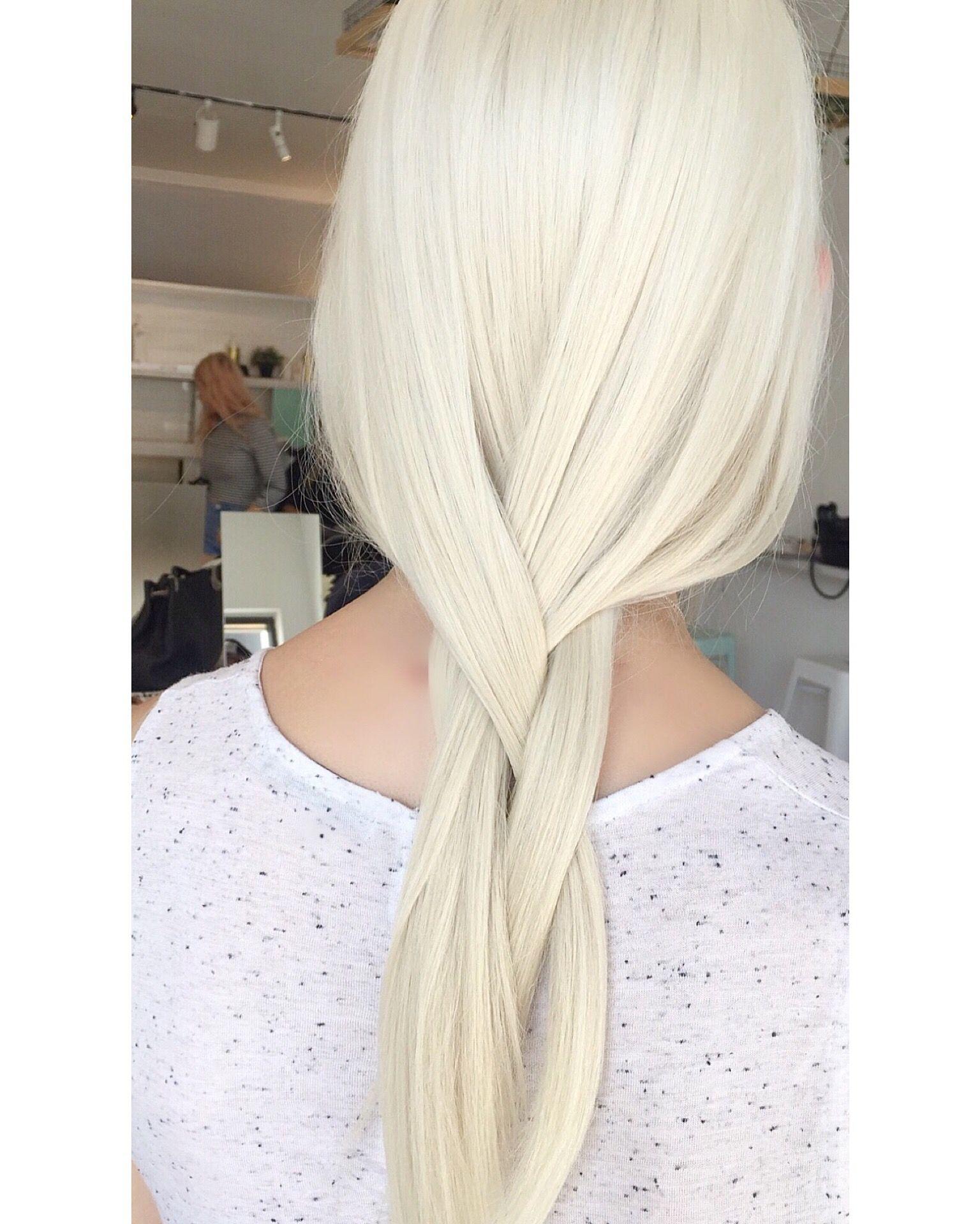 Creamy Blonde Blonde Hair Extensions Platinum Blonde Hair Extensions Best