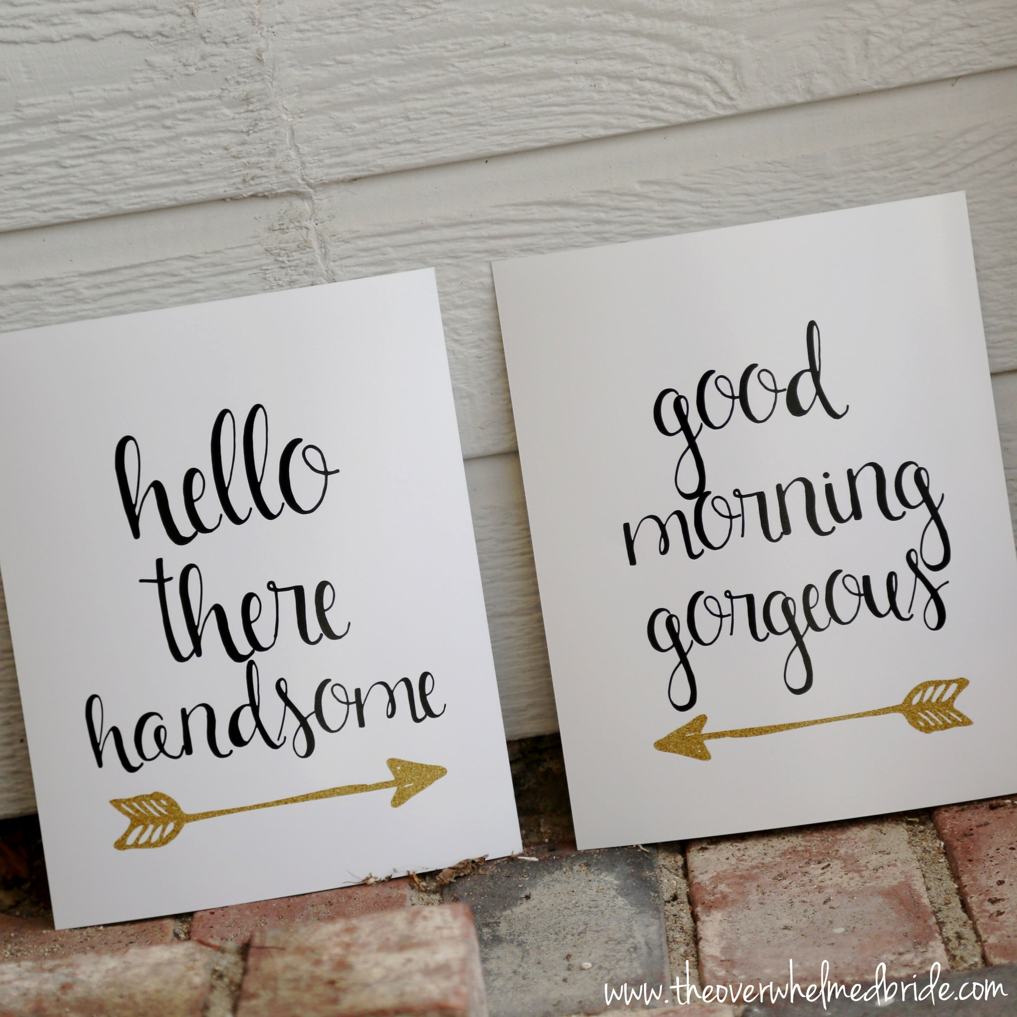 Today On The Bridal Boutique // Newlywed Home Decor By Simply Sweet Designs