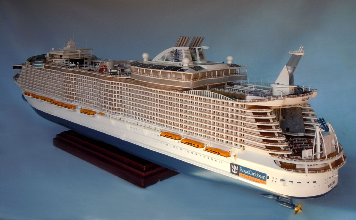 Oasis Of The Seas Models Of Boats And Ships Pinterest Oasis - Remote control cruise ship