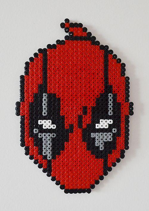 Items Similar To Deadpool Unicorn Unicorn Figure Magnet Bead