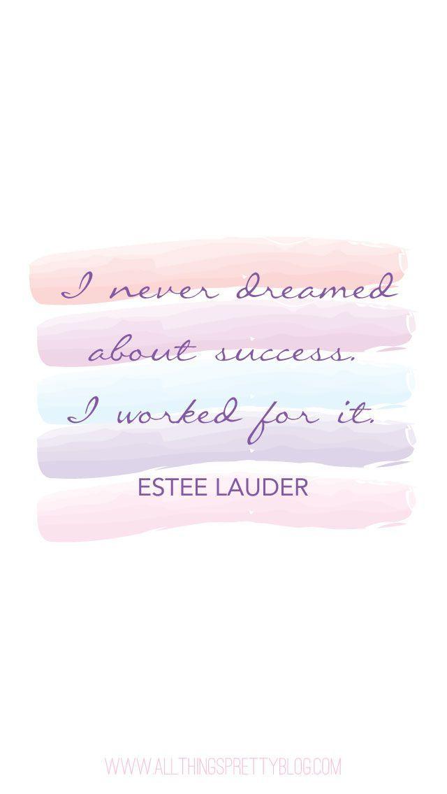 Estee Lauder Wallpaper Quotes Inspirational Quotes Phone