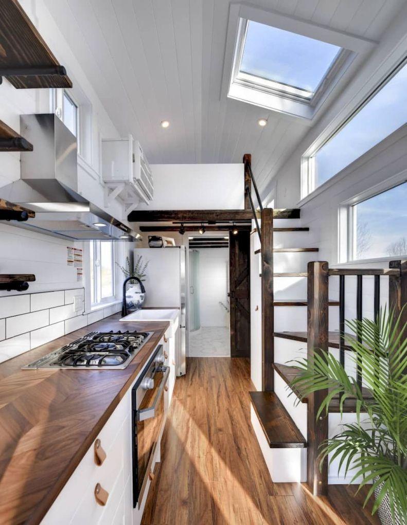 70 Clever Tiny House Interior Design Ideas Frontbackhome Com