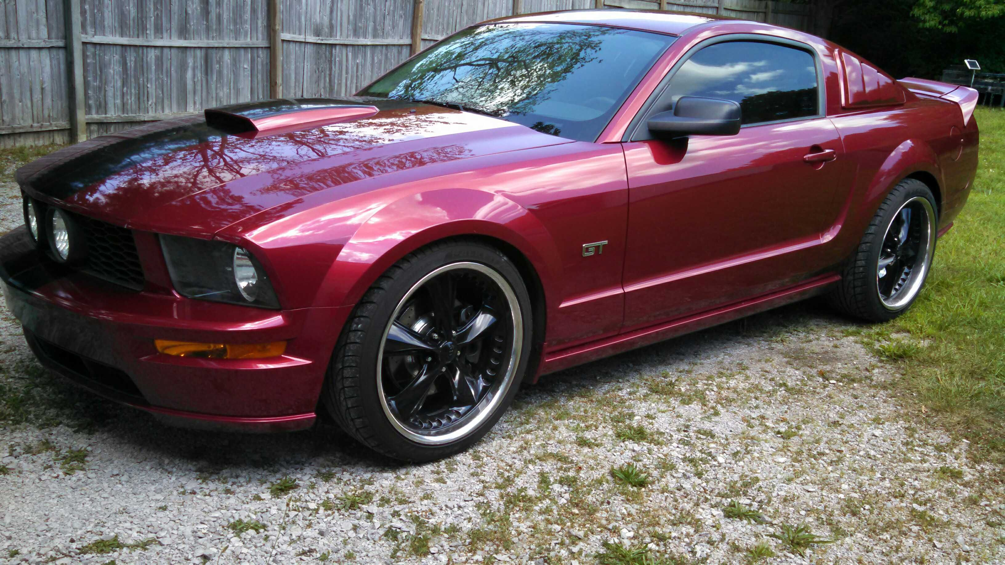 My 2007 GT!!!