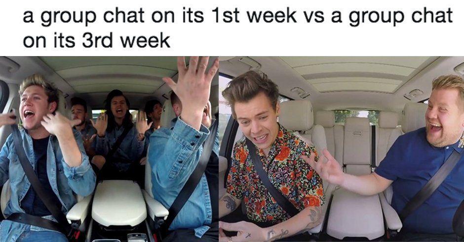 Dead Group Chat Memes Memes Group Chat Group Chat Meme Friendship Memes Comebacks Memes