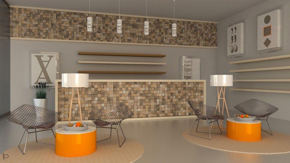 Google home decor modern reception modern reception area