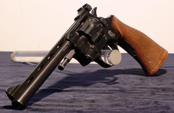 Arminius HW 7 T Revolver - Specs and Features | Pistols | Guns, Hand