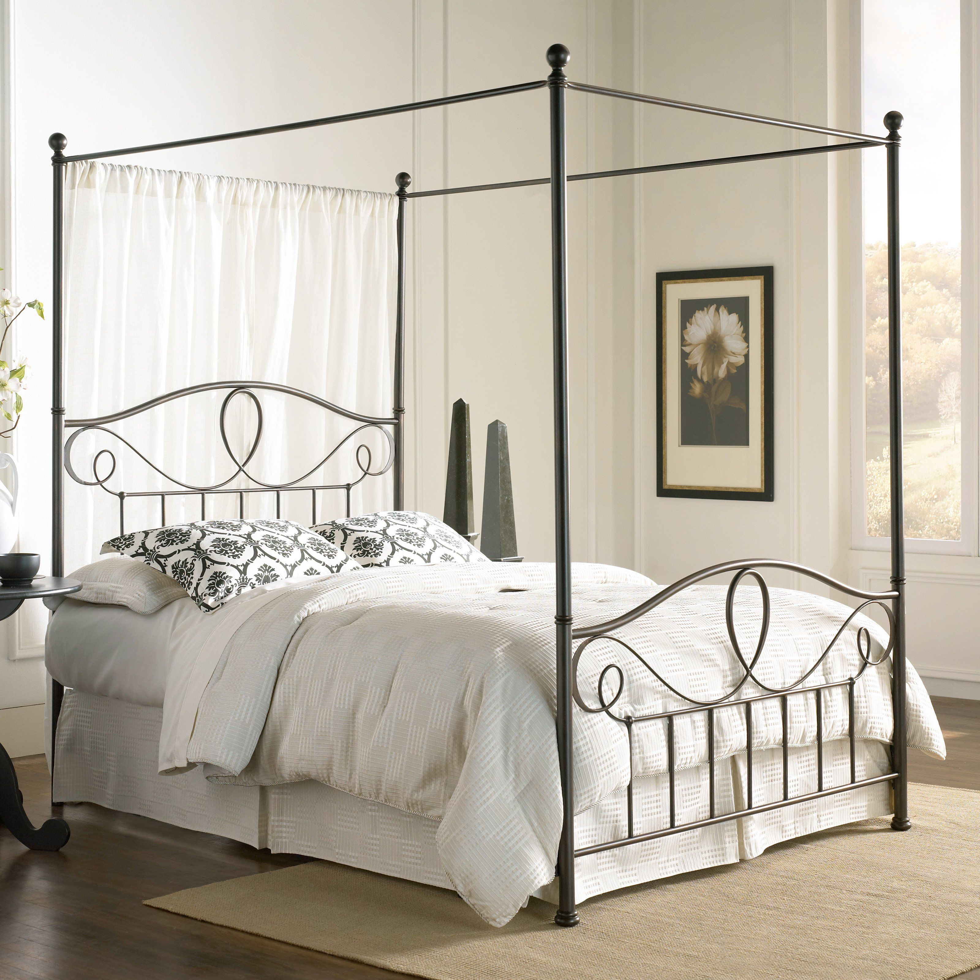 Fashion Bed Group Sylvania Canopy Bed   RN831