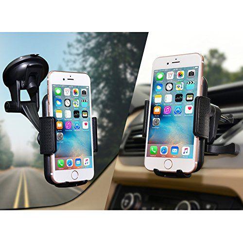 Car Mount,JAMRON 2-in-1 Universal Car Phone Mount Holder ... https ...