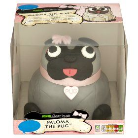 Asda Chosen By You Paloma The Pug Dog Halloween Outfits Dog