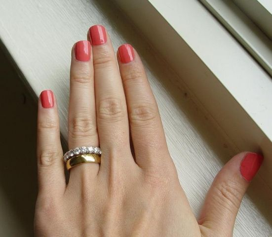Show Rose Or Yellow Gold Plain Band W White Eternity Stacked Me The Bling Rings Earrings Jewelry