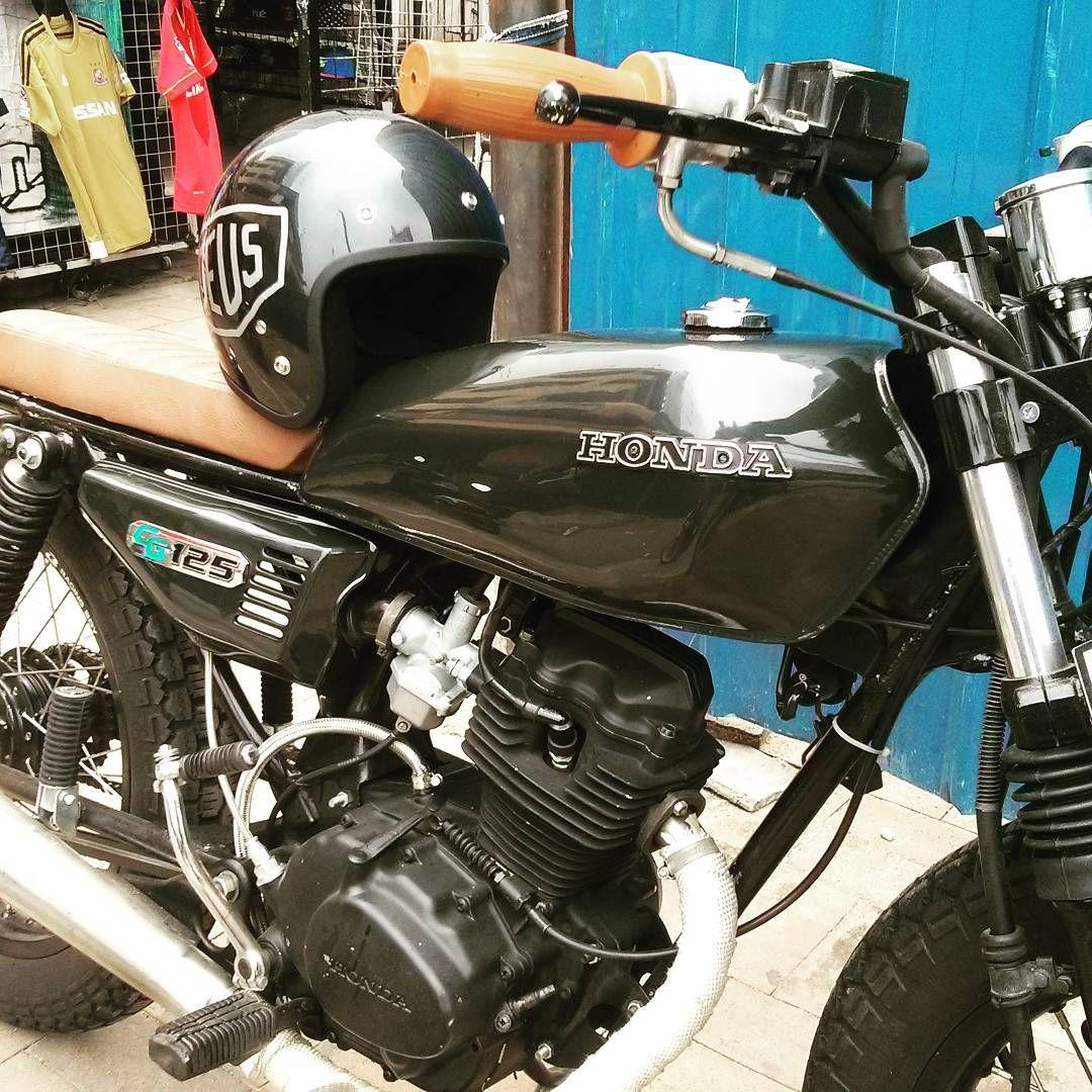 Lala Loco (@lalaloco44) Honda CG 125