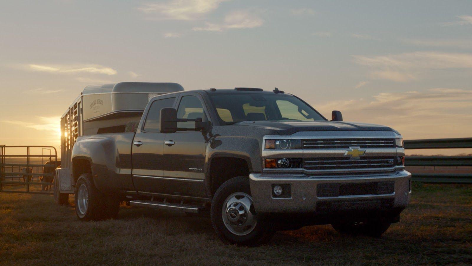 Chevrolet Returns To The Super Bowl Silverado Hd Chevy