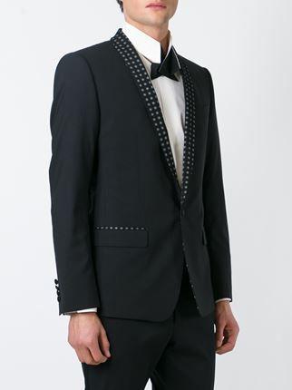 Dolce & Gabbana Smoking com botões