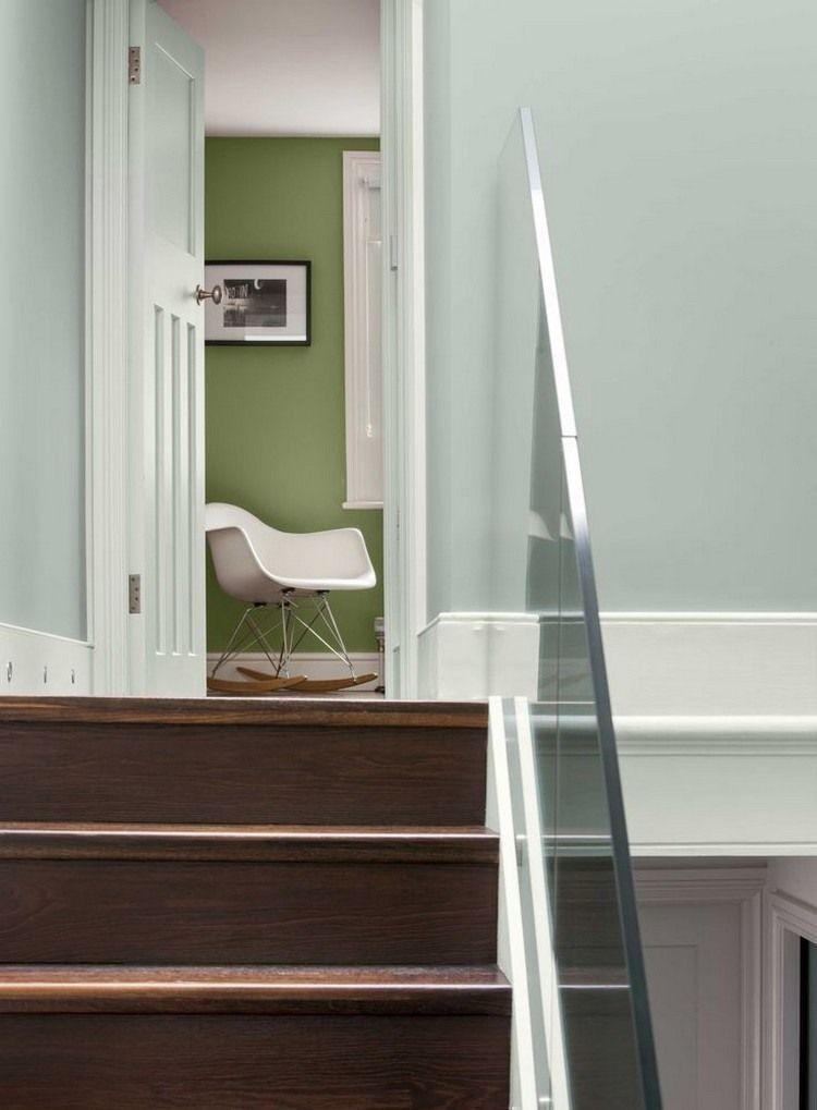Welches Grün als Wandfarbe? – 35 Ideen mit frischen ...